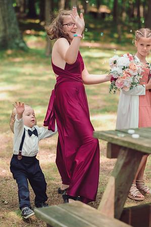 Dan & Angela Rabbit Wedding