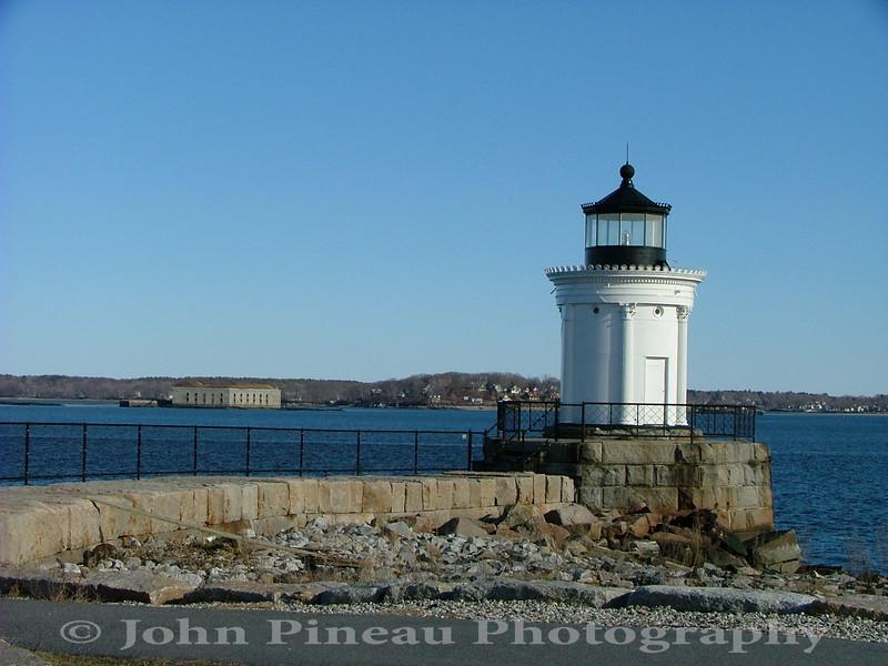 Bug Light - South Portland, Maine
