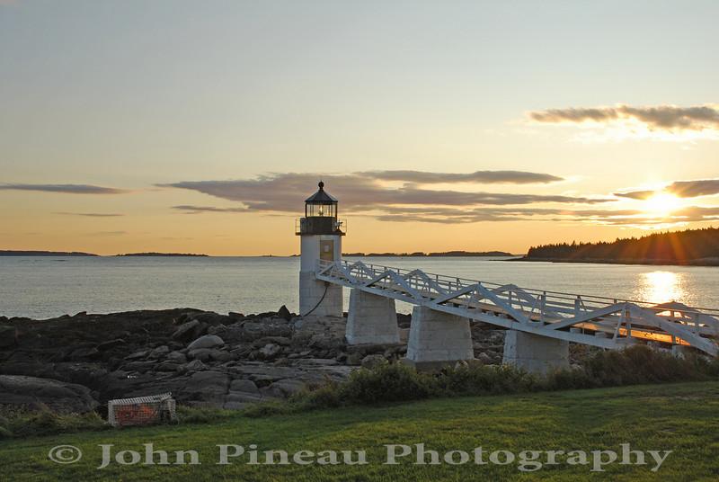 Marshall Point Lighthouse - Port Clyde, Maine