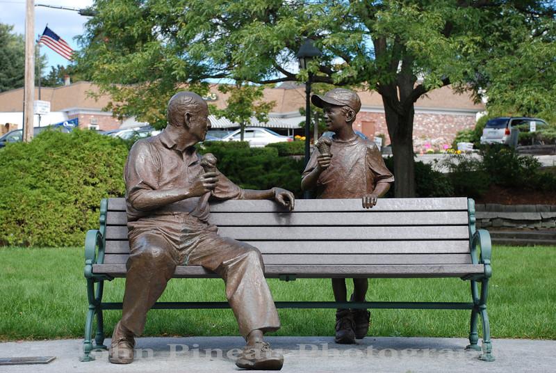 Sharing Monument - Wolfeboro, NH