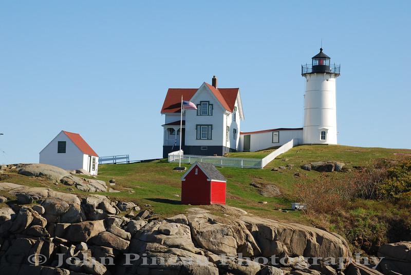 Nubble Light - York, Maine