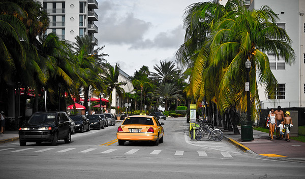 Streets of Miami