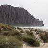 Morro Rock from the dunes side