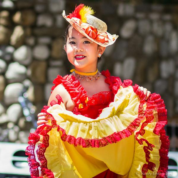 French Festival Little Dancer