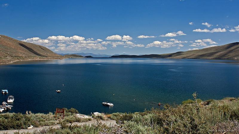 grant lake on june lake loop road