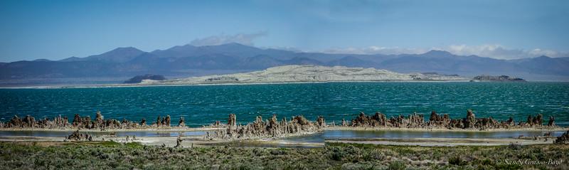 mono lake and tufas