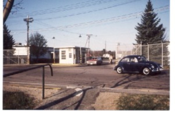 CBC Davisville (RI) Main Gate-Jim Picotti MCB-7