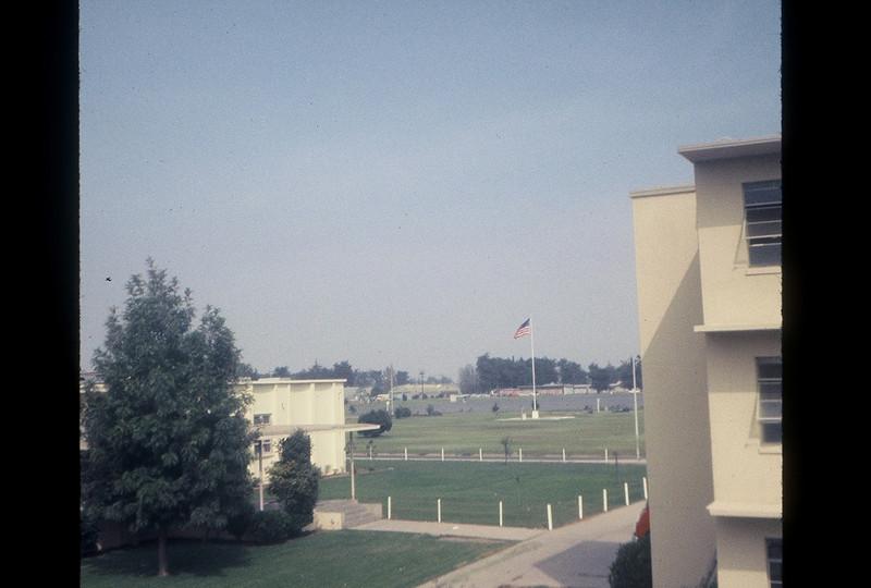 Port Huememe Campus From 31st NCR Barracks.