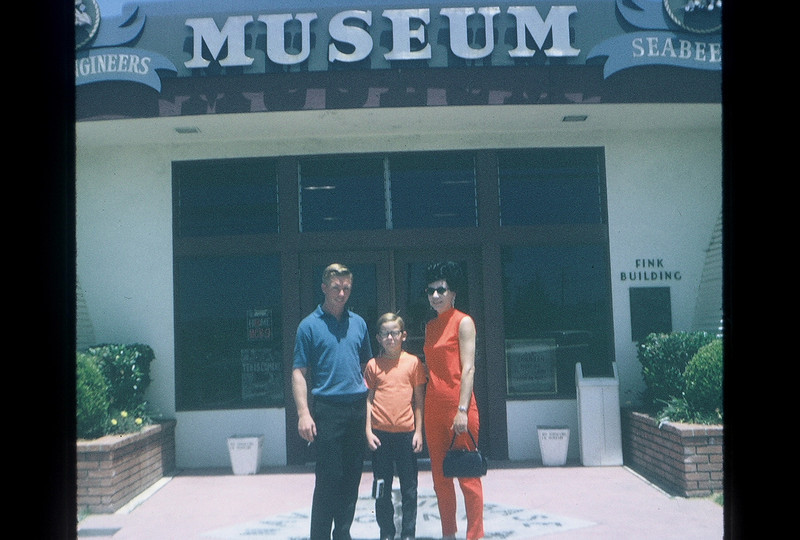 The Port Huememe Seabee Museum.