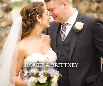 Homer & Brittney