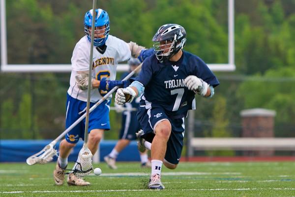 Homer lacrosse 2011