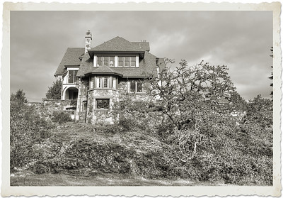 Historic House, Victoria, BC, Canada