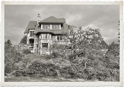 Historic House, Victoria, BC, Canada