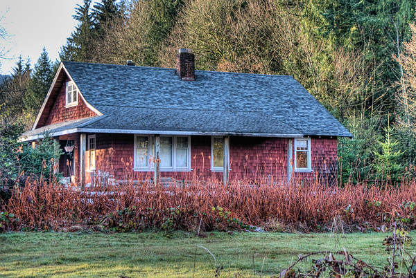 House - Vancouver Island, BC, Canada