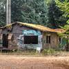 Abandoned House - Vancouver Island, British Columbia, Canada