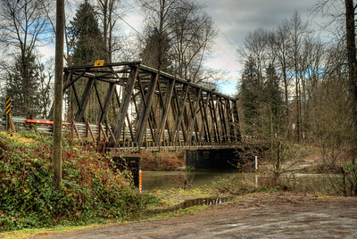 Bridge - Cowichan Valley, BC, Canada
