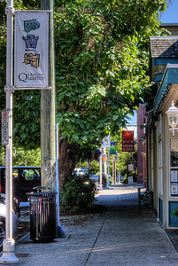 """Old City Quarter - Nanaimo BC Canada Visit our blog """"The Old City Quarter"""" for the story behind the photos."""
