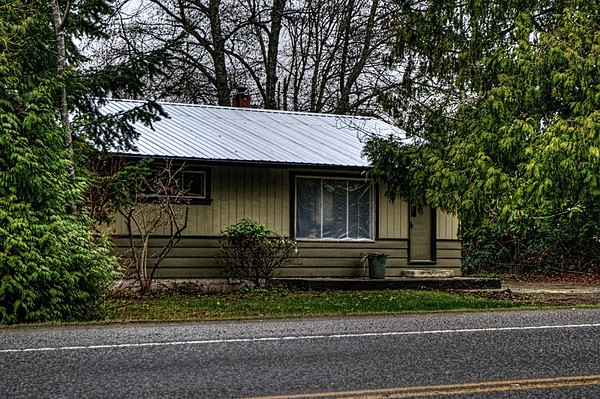 Classic Canadian Home - Vancouver Island, BC, Canada