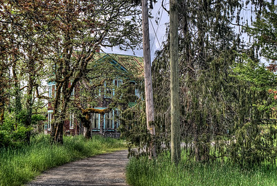 """Heritage Home - Cowichan Valley, BC, Canada Visit our blog """"A Forest Hideaway"""" for the story behind the photo."""