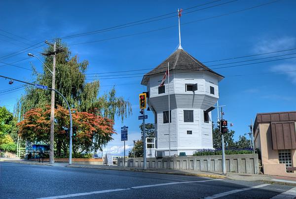 The Nanaimo Bastion - Nanaimo, Vancouver Island, BC, Canada