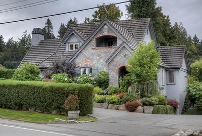 Modern Home - Qualicum Beach, Vancouver Island, British Columbia, Canada