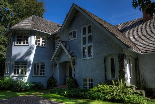 Heritage Architecture - Lakehouse - Duncan, BC, Canada