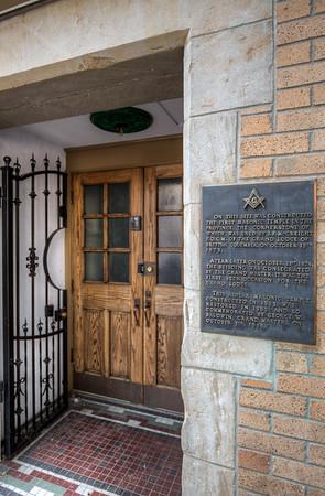 Ashlar Lodge No.3 - Nanaimo, Vancouver Island, British Columbia, Canada