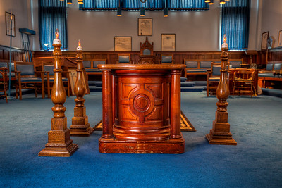 Ashlar Lodge No.3 - Nanaimo, Vancouver Island, British Columbia, Canada