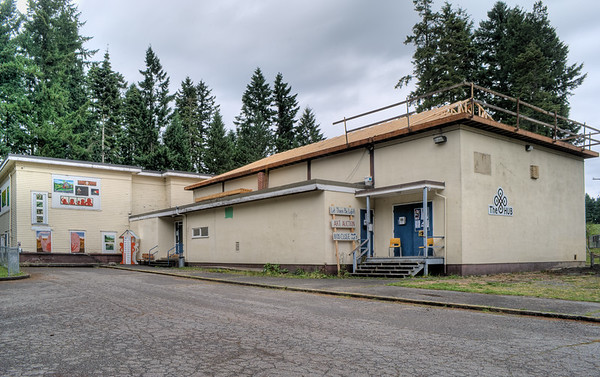 Cowichan Station School - Cowichan Station, Vancouver Island, BC, Canada