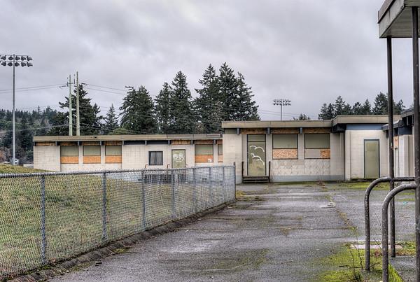 Glen Lake Elementary School - Langford, BC, Canada