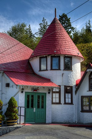 Sooke River Hotel and Castle - Sooke, BC, Canada