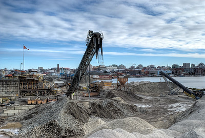 """Industrial Complex - Victoria BC Canada Please visit our blog """"Toad Plays With Rocks"""" for the story behind the photo."""