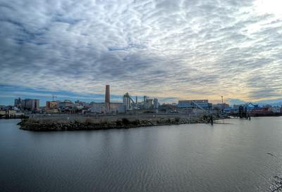 Industrial Complex - Victoria BC Canada