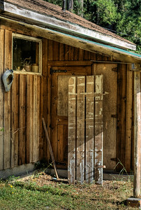 """Old Cabin - Cowichan Valley, Vancouver Island, BC, Canada Visit our blog """"The Settler's Cabin"""" for the story behind the photos."""
