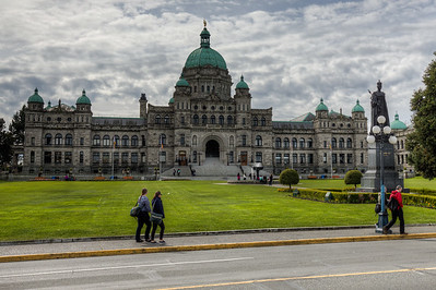 "British Columbia Parliament Buildings - Victoria, Vancouver Island, BC, Canada Visit our blog ""British Columbia Parliament Buildings"" for the story behind the photo."