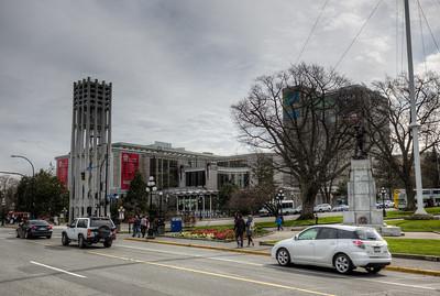 Royal British Columbia Museum - Victoria, Vancouver Island, BC, Canada
