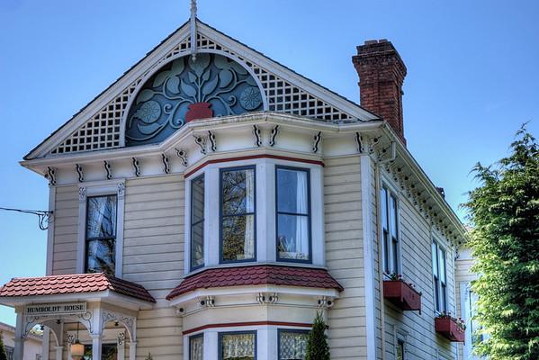 Humboldt House B&B - Victoria BC Canada