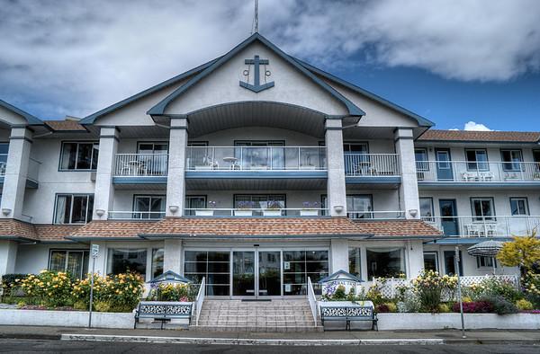 Admiral Inn - Victoria BC Canada