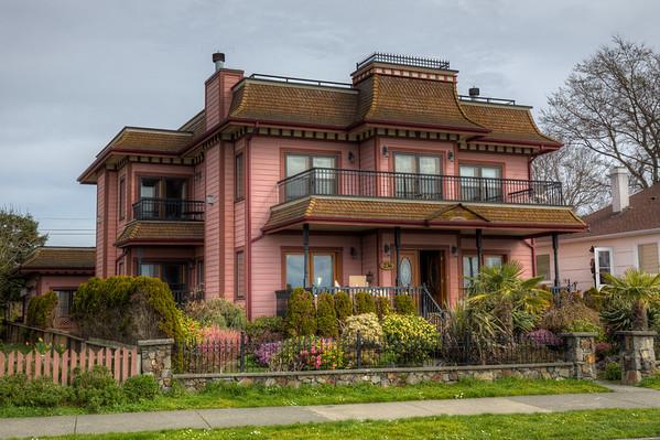 Victoria Character Home - Victoria, Vancouver Island, BC, Canada
