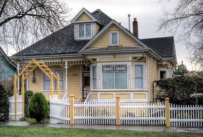 Classic Home, Victoria, BC