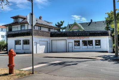 """Lou's Auto Repair - Victoria, BC, Canada Visit our blog """"Lou's Auto Repair"""" for the story behind the photo."""
