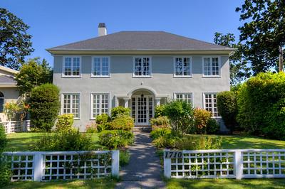 House - Vancouver Island, British Columbia, Canada