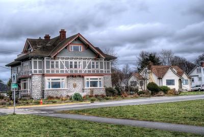 Dashwood Manor, Victoria, BC Heritage Bed and Breakfast