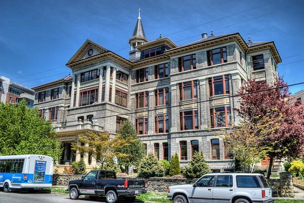 Saint Joseph Apartments - Victoria BC Canada