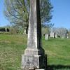 Dickey's obelisk