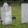 Graves of Hyde and his wife