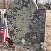"The grave of Lemuel Bailey. He is buried as ""Col. Lemuel Bailey"""