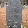 McAlister's gravestone