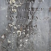 Inscription on the stone