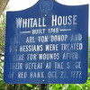 Also in the park is Whitall House, where the wounded were treated. As Shaw is known to have been shot in the neck, and later died of his wound, he probably died in this house.
